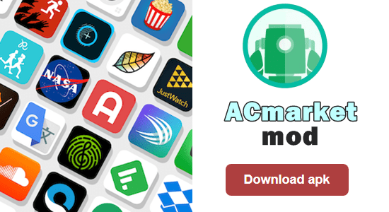 Ac market mod app store for android premium Games and app ads free