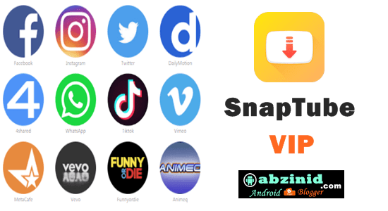 Download latest Snaptube VIP premium mod apk 50.05.1.5050 unlocked for free - no ads 2020