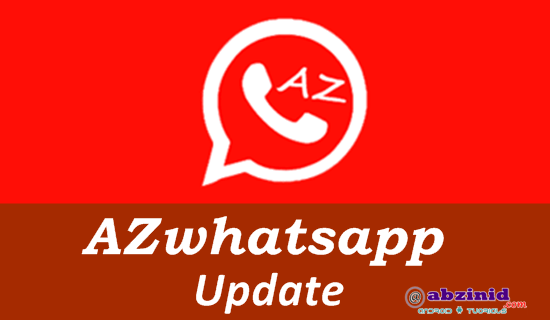 AZWhatsapp app 10.60 mod apk Latest updates 2020 for Android