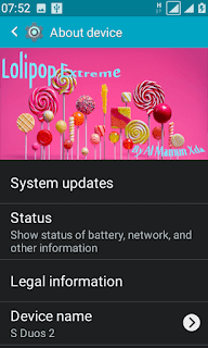 How To Update Your Samsung GT-S7582 Duos2 To Android Lollipop 5.0