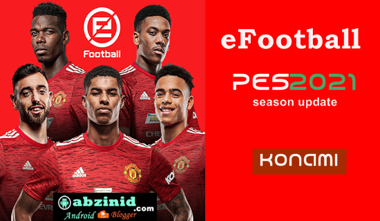 pes 2021 apk + obb 5.5.0 efootball mobile additional patch file