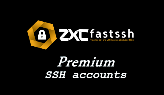 Free Fast Premium Ssh Account Already Created One Week Seven Days Abzinid Android Blogger Templates