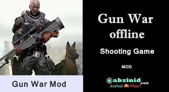 Shooting Game Gun War 2.8.1 android MOD apk Latest version unlocked offline Game