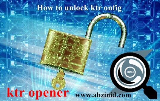 how to unlock kpn rev config files ktr with kpn rev opener