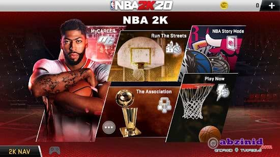 NBA 2K20 MOD apk 98.0.2 obb data latest 2020 update unlimited money for android