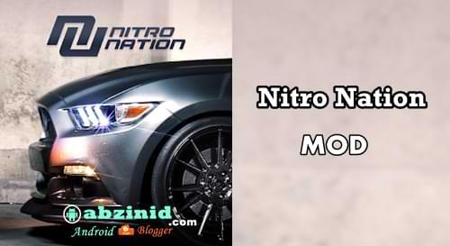 nitro nation offline mod apk