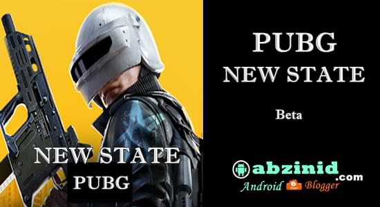 PUBG New State - Beyond Battle Royale