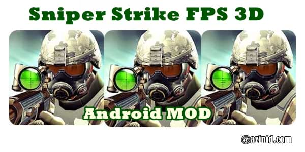 Sniper Strike 500014 FPS 3D Shooting Game unblocked unlimited money android MOD apk