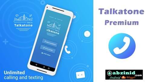 Talkatone MOD APK [Premium]