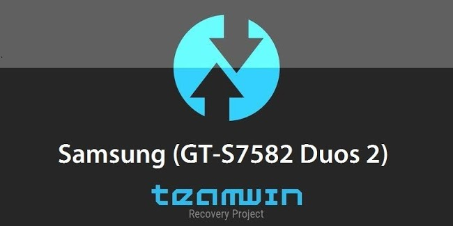 How To Flash TWRP Custom Recovery On Samsung GT-S7582 Duos 2 full steps